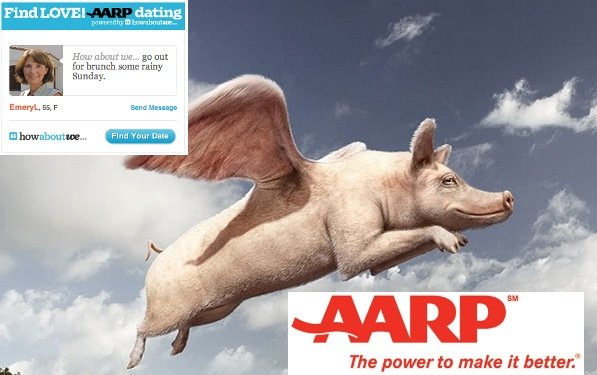 AARP partners with HowAboutWe