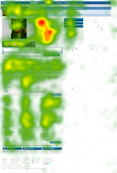 Females - Match.com Heatmap