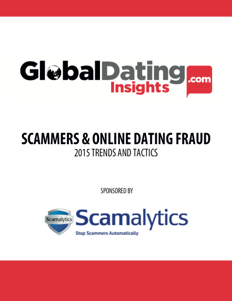 Reporting online dating fraud