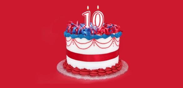 Happy 10th Anniversary Online Dating Insider
