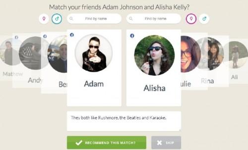 Likebright matchmaking