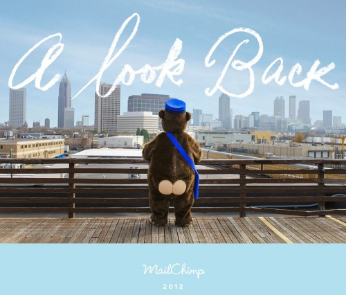 Mailchimp 2012 year in review
