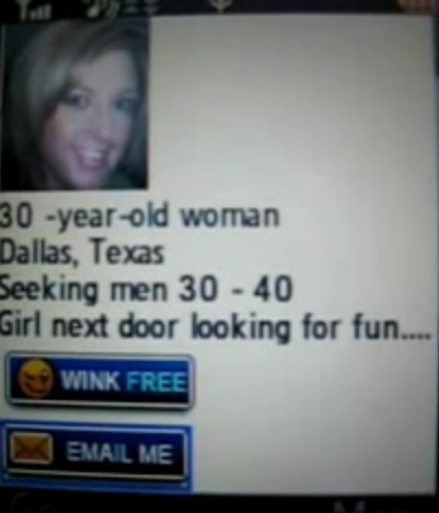 Match Mobile 2007 dating app