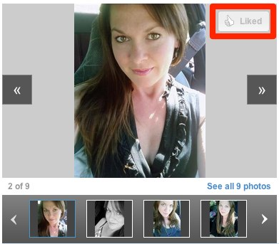 Photo Likes Are The New Winks On Dating Sites