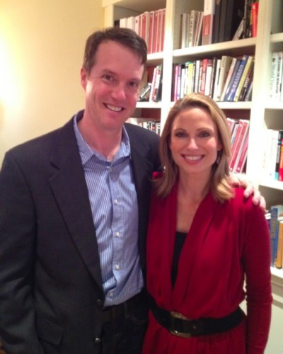 amy-robach CNBC online dating interview with Online Dating Insider