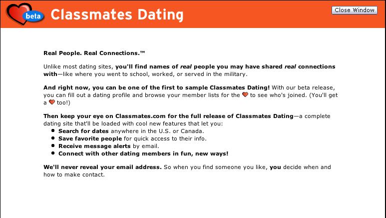 Classmates com Dating Site - Online Dating Insider