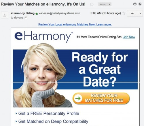 dating service spam (aarp has joined this revolution, partnering with the online dating service howaboutwe to launch aarp dating in december 2012) but the online-dating boom has also fueled an invisible epidemic according to the federal trade commission (ftc), complaints about impostor ploys such as the romance scam more than doubled between 2013 and 2014.