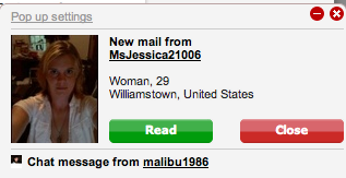 Sending a email to a girl online dating