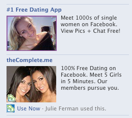 theCompleteMe Facebook ads